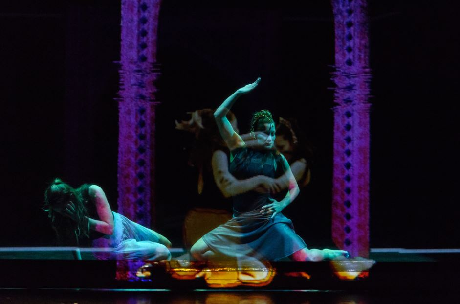 Photo of Shobana Jeyasingh Dance: Bayadère – The Ninth Life – The Lowry, Salford