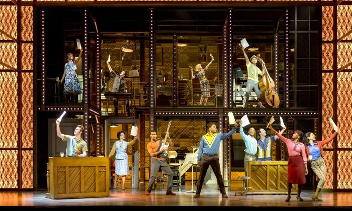 Photo of Beautiful – The Carole King Musical – Theatre Royal, Plymouth