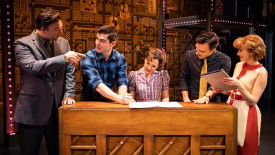Photo of Beautiful: The Carole King Musical – Alhambra Theatre, Bradford