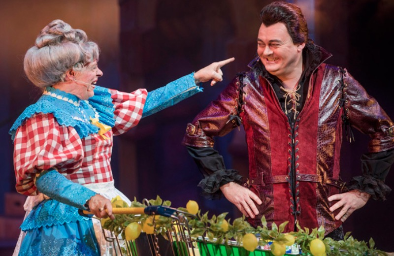 Photo of Beauty and the Beast – King's Theatre, Edinburgh