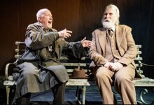 Photo of Beckett Triple Bill (Krapp's Last Tape/ Eh Joe/ The Old Tune) – Jermyn Street Theatre, London