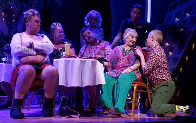 Photo of Benidorm Live – Theatre Royal, Plymouth