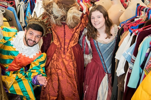 Photo of NEWS: Birmingham REP to sell off costumes in one-off sale