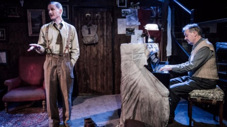 Photo of Billy Bishop Goes to War – Jermyn Street Theatre, London