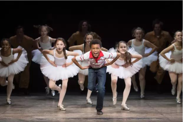 Photo of Billy Elliot The Musical – The Mayflower, Southampton