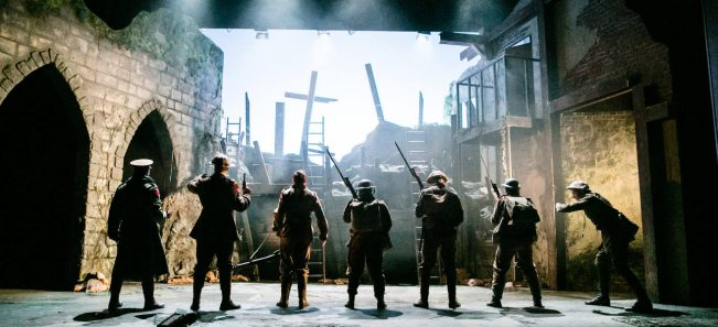 Photo of Birdsong – West Yorkshire Playhouse, Leeds