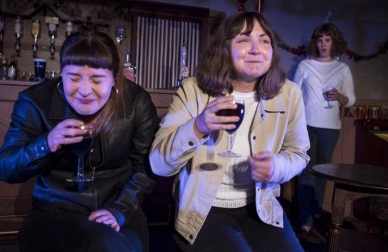 Photo of Black Teeth and a Brilliant Smile – Oldham Coliseum