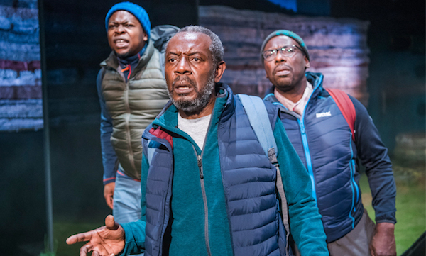 Photo of Black Men Walking – Belgrade Theatre, Coventry