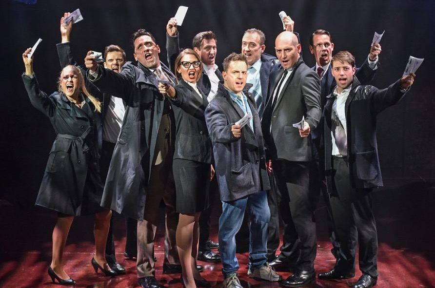 Photo of Blood Brothers – Birmingham Hippodrome