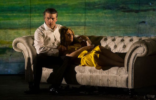 Photo of DUBLIN THEATRE FESTIVAL: Bluebeard's Castle – Gaiety Theatre, Dublin