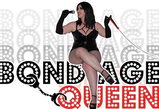 Photo of Brighton Bites: Bondage Queen Sings the Hits
