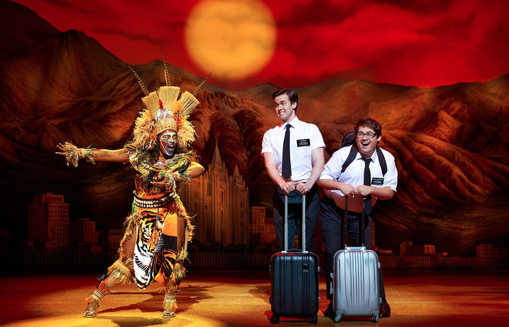 Photo of The Book of Mormon – Palace Theatre, Manchester
