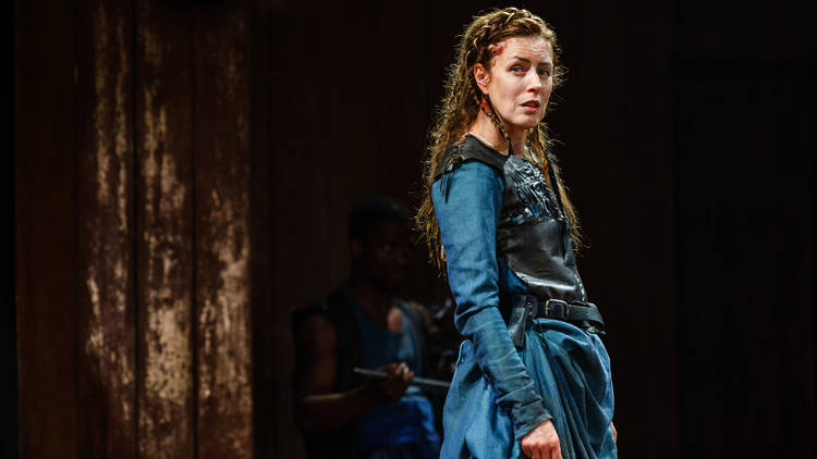 Photo of Boudica  – Globe Theatre, London