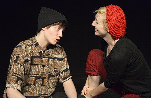Photo of Boy Stroke Girl – Etcetera Theatre, London