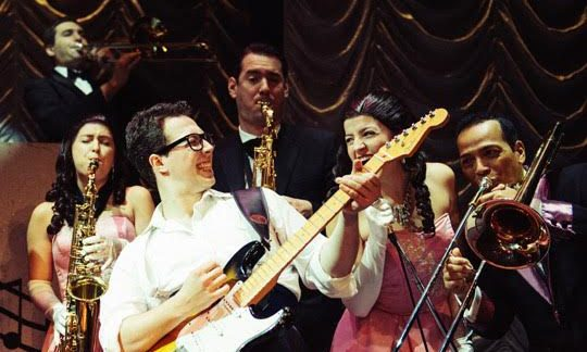Photo of Buddy: The Buddy Holly Story – New Theatre, Cardiff