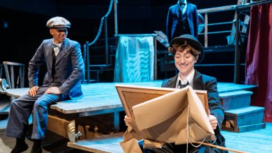 Photo of The Strange Tale of Charlie Chaplin and Stan Laurel – Northern Stage, Newcastle