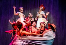 Photo of Cabaret – Palace Theatre, Manchester