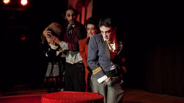Photo of BRIGHTON BITES: Teatro Pomodoro – Cabaret From The Shadows