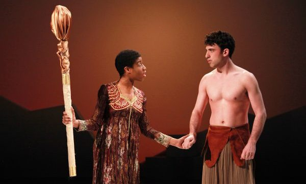 Photo of Calderon's Two Dreams – La MaMa (Ellen Stewart Theatre), New York