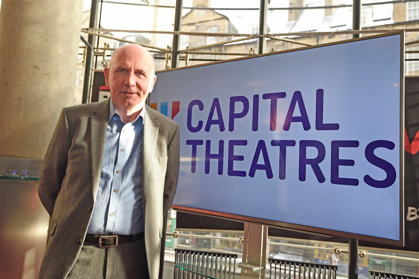Photo of NEWS: Leading theatre charity changes its name to Capital Theatres