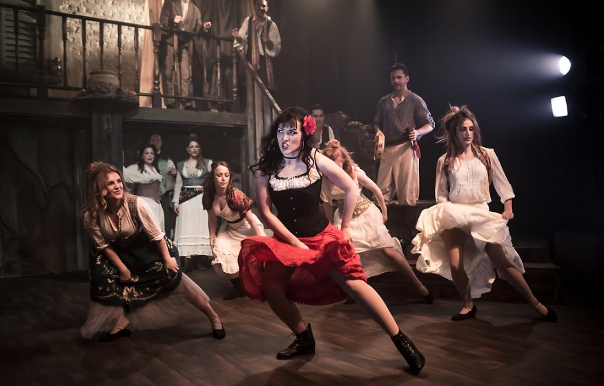 Photo of Carmen 1808 – Union Theatre, London