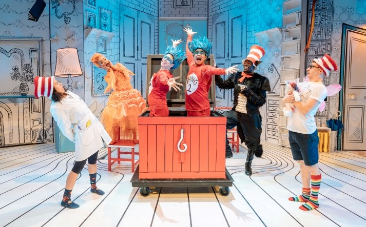 Photo of The Cat in the Hat – Playhouse Theatre, Liverpool