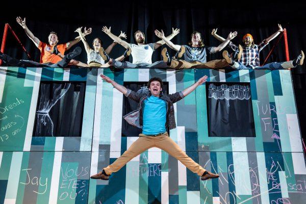Photo of Catch Me (Attrape-Moi) – Underbelly Festival, London