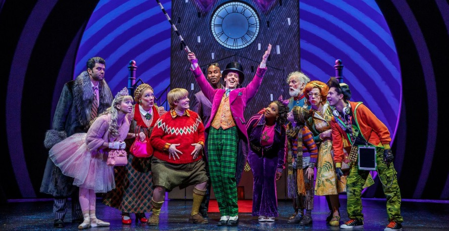 Photo of CD REVIEW:  Charlie and the Chocolate Factory – Original Broadway Cast Recording