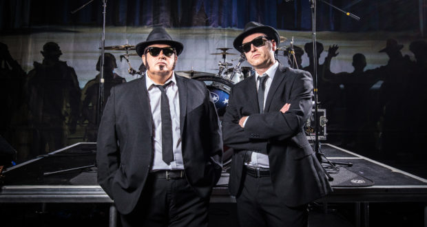 Photo of The Chicago Blues Brothers: Motown Mission – The Savoy Theatre, London