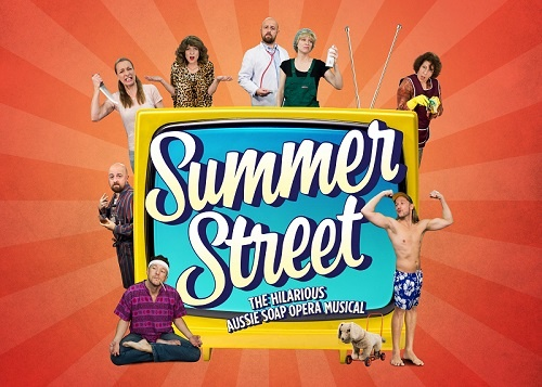 Photo of Brighton Bites: Summer Street – The Hilarious Aussie Soap Opera Musical!