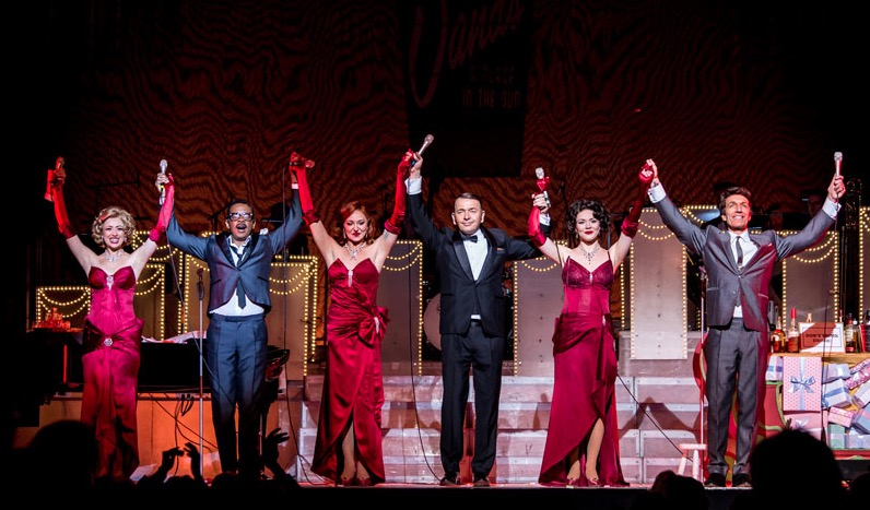 Photo of Christmas with the Rat Pack – Theatre Royal Haymarket, London