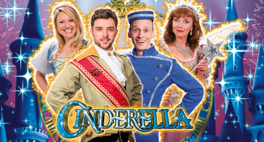 Photo of Cinderella – The Grand Theatre, Blackpool