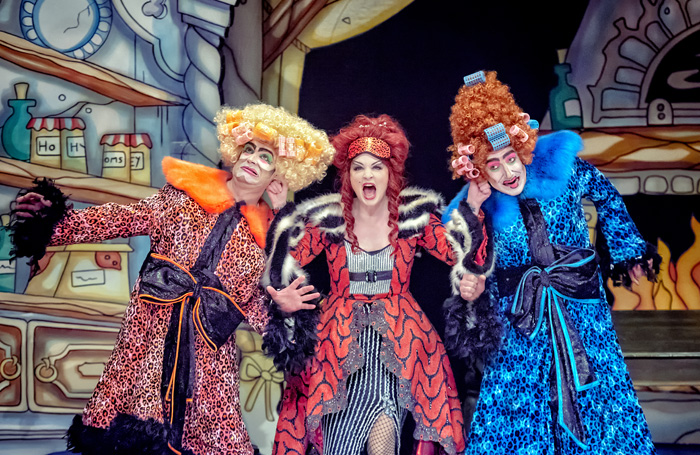 Photo of Cinderella – Theatre Royal, Wakefield