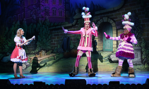 Photo of Cinderella – Milton Keynes Theatre