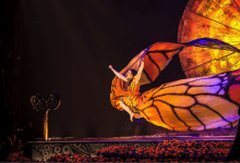 Photo of Cirque du Soleil: Luzia –   Royal Albert Hall, London