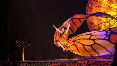 Photo of Cirque du Soleil: Luzia –   Royal Albert Hall, London