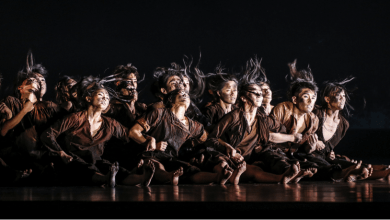 Photo of Cloud Gate Dance Theatre: 13 Tongues and Dust – Sadler's Wells, London