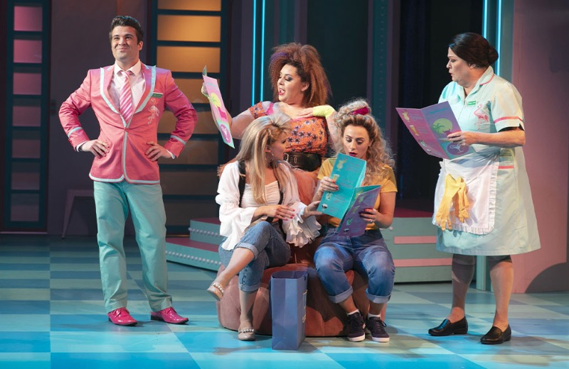 Photo of Club Tropicana – New Wimbledon Theatre, London