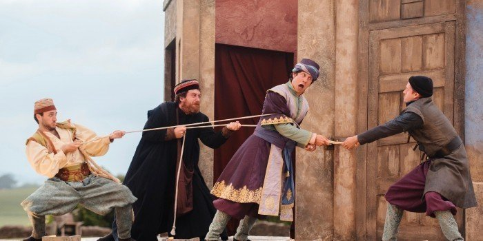 Photo of The Comedy of Errors – Harlow Carr Gardens, Harrogate