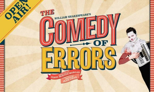 Photo of The Comedy of Errors  – Exeter Northcott Theatre, Rougemont Gardens