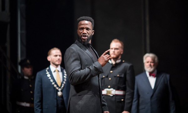 Photo of Coriolanus – Royal Shakespeare Theatre, Stratford-upon-Avon