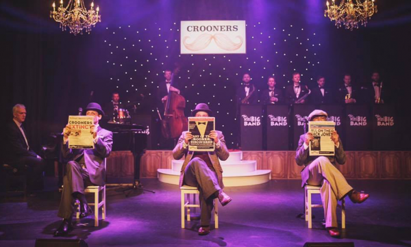 Photo of Crooners – CAST, Doncaster