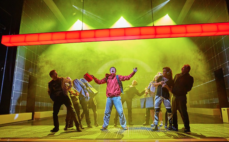 Photo of The Curious Incident of the Dog in the Night-Time -The Lowry, Salford