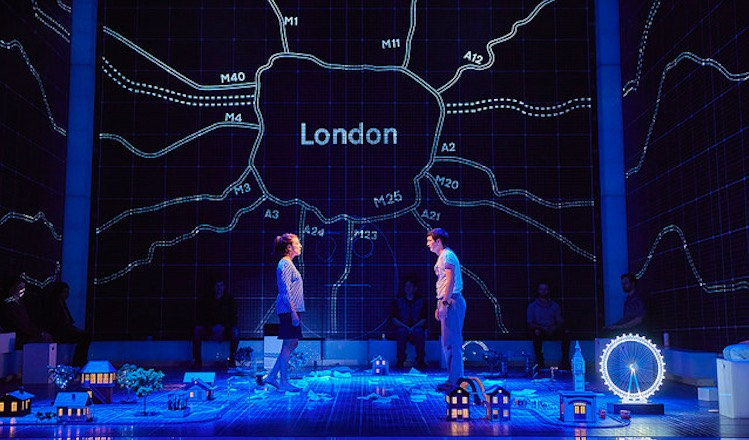 Photo of The Curious Incident of the Dog in the Night-Time – Birmingham Hippodrome