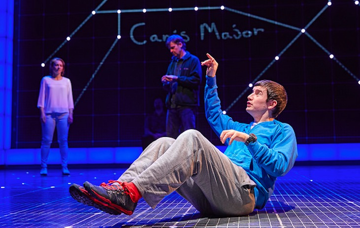 Photo of Curious Incident of the Dog in the Night-Time – The Hippodrome, Bristol
