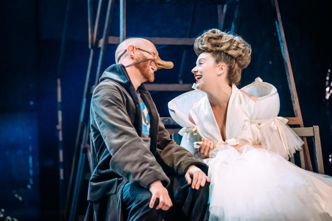 Photo of Cyrano de Bergerac – The Royal Lyceum Theatre, Edinburgh
