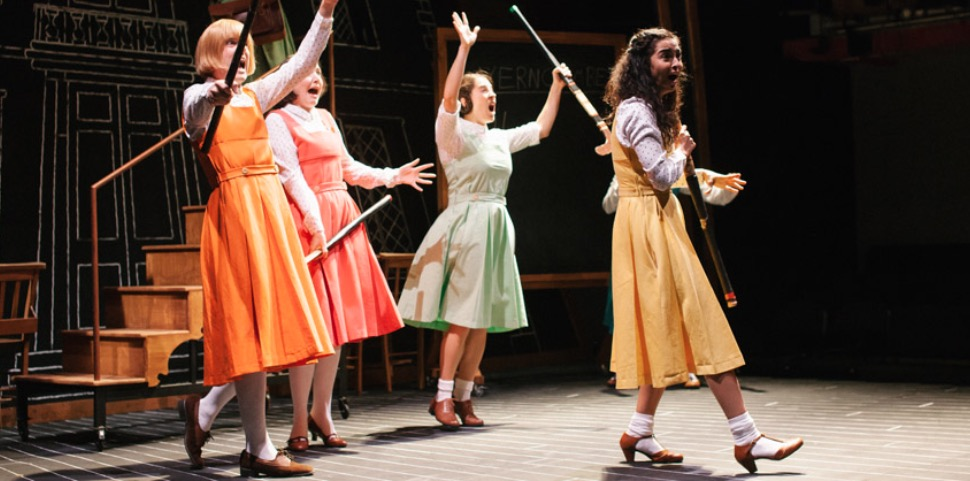 Photo of Daisy Pulls It Off – Park Theatre, London