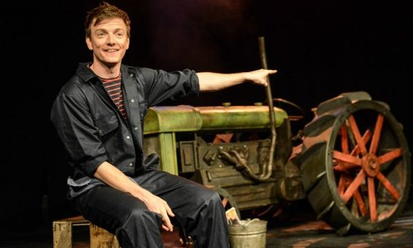 Photo of Michael Morpurgo's Farm Boy – Mercury Theatre, Colchester