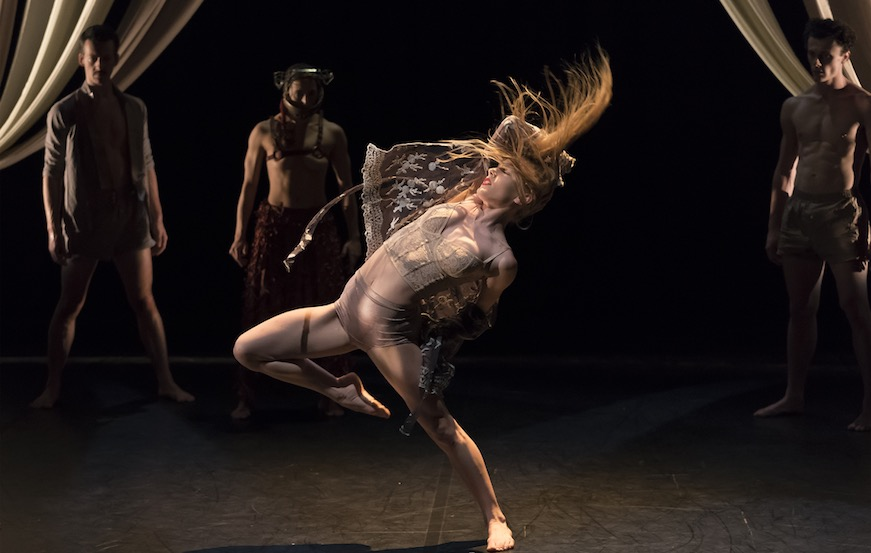 Photo of DeNada Dance Theatre: TORO, Beauty & the Bull – The Lowry, Salford