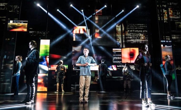 Photo of Dear Evan Hansen – Noel Coward Theatre, London